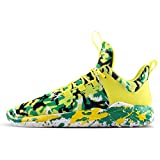 Soulsfeng Kids Tennis Shoes Lightweight Breathable Boys Running Shoe Fashion Walking Sneakers for Girls Camouflage Big Kid 6.5
