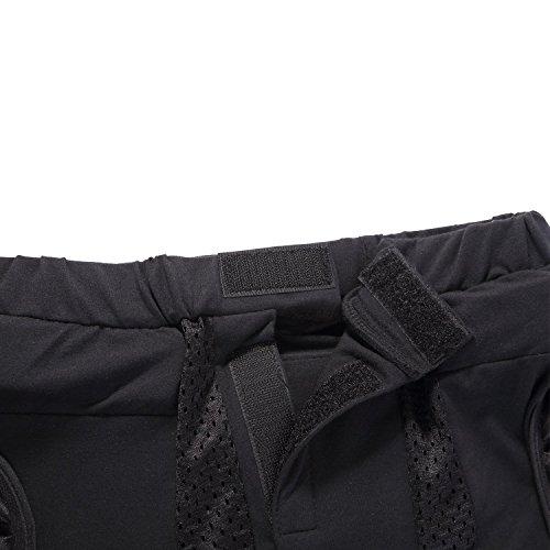 soaReD 3D Protection Hip EVA Paded Short Pants Protective Gear Guard Pad Ski Skiing Skating Snowboard