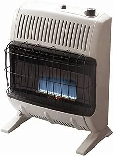 Mr. Heater Corporation Vent Free Flame Natural Gas Heater, 20k BTU, Blue