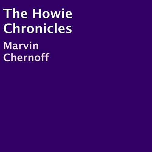 The Howie Chronicles audiobook cover art
