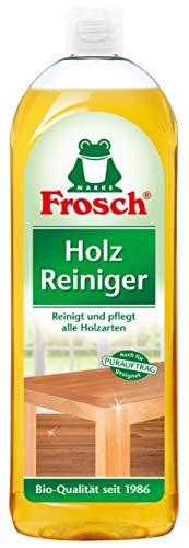 Frosch Holz-Reiniger, mit natürlichen Pflegewirkstoffen der Kiefer, (1 x 750 ml)