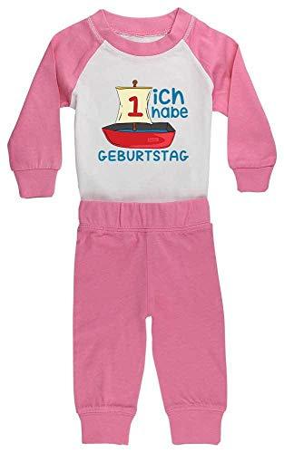 Hariz Baby Pijama Ich Habe - Fiambrera de cumpleaños para bebé (6-12 meses)