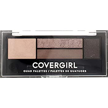 CoverGirl Notice Me Nudes 700 Eye Shadow Quads -- 2 per case.
