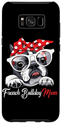 Galaxy S8+ French Bulldog Mom Frenchie Mom Cute Funny Mother's Day Case