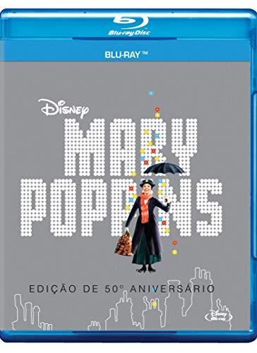 Mary Poppins Edição De 50º Aniversário [Blu-ray]