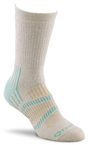 Fox River Damen Peak Series Laurel Crew Socken Oatmeal SM