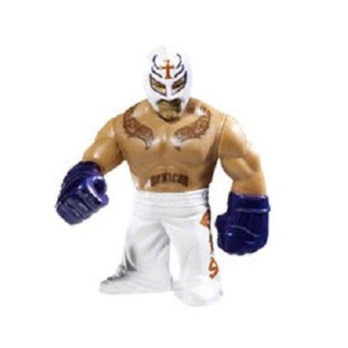 WWE Rumblers Rey Mysterio Mini Figure Mattel