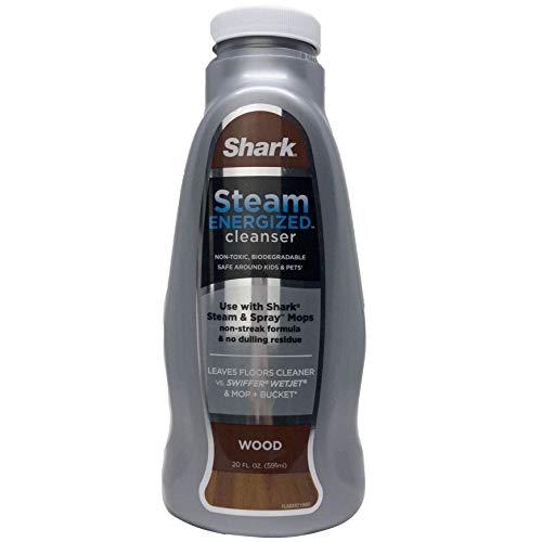 Ninja Steam Energized Wood Floor Cleanser for Shark Steam & Spray Mop
