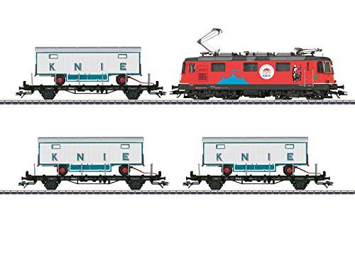 Märklin 26615 Spur H0 Zugpackung 100 Jahre Schweizer National-Cirucs Knie