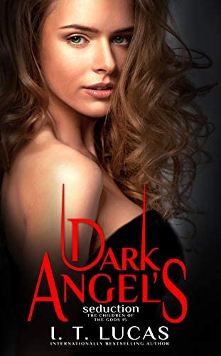 DARK ANGEL S SEDUCTION The Children Of The Gods Paranormal Romance Book 15 product image