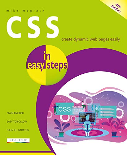Mcgrath, M: CSS in easy steps