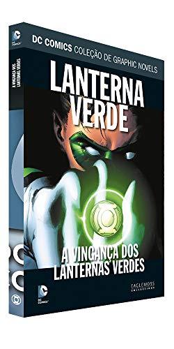 Dc Graphic Novels. Lanterna Verde. A Vingança dos Lanternas Verdes