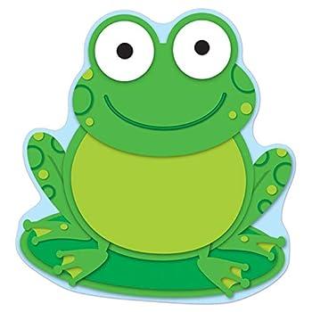 Carson Dellosa Education | Frogs Cut-Outs | 5.5-inch x 5.75-inch 36pcs Multi  120098