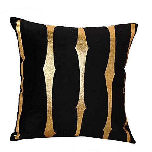 Evaner Funda de cojín estilo nórdico, suave, para salón, dormitorio, sofá, decoración, 45 x 45 cm, 1 pieza