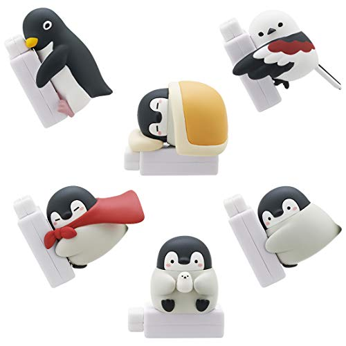 Made from Durable Plastic KC-BB-PENGUIN Kitan Club Walking Penguin Plastic Toy Fun Authentic Japanese Design Versatile Decoration Blind Box Includes 1 of 7 Collectable Figurines