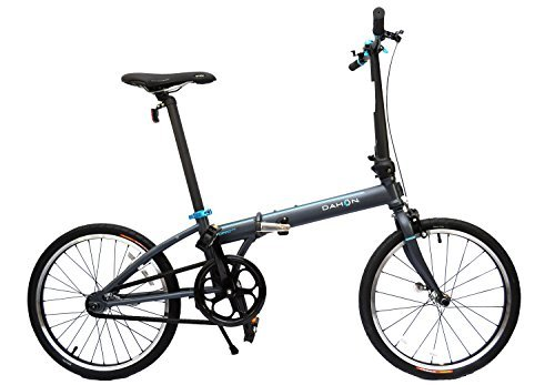 2014 Dahon Speed Uno Folding Bike Sky Blue by Dahon