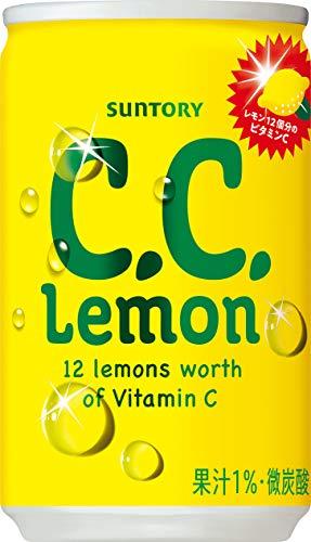 サントリー C.C.レモン 160ml缶×30本