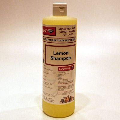 Diamond Edge Citron Shampooing de toilettage, 500 ml