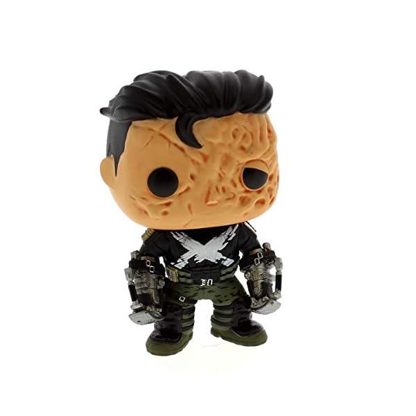 Funko Pop Calavera sin máscara (Capitán América: Civil War 139) Funko Pop Capitán américa