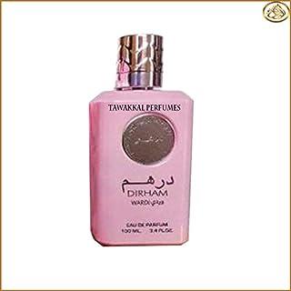 Dirham Wardi Edp de Ard Al Zaaafran - Perfume natural de calidad en spray 100 ml para mujer