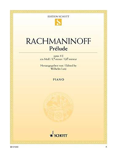 Prelude in G Minor, Op. 23, No. 5 (Rachmaninoff Op 23 No 5 Sheet Music)