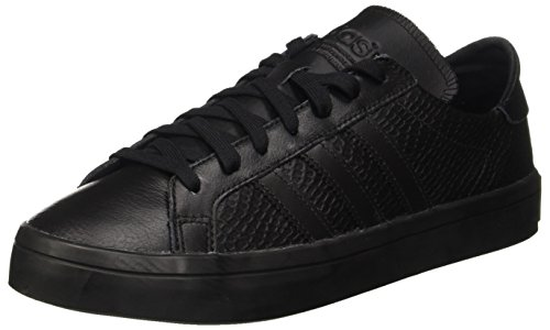 adidas Courtvantage W, Scarpe da Basket Donna, Nero (Cblack/Cblack/Ftwwht), 41 1/3