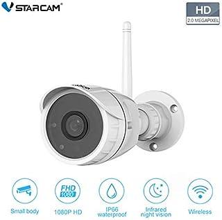 VStarcam C17S 1080P FHD IP66防水屋外ナイトビジョンモーション検出セキュリティWIFI IPカメラ