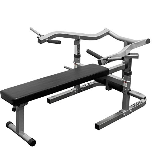 Valor Fitness BF-47 Adjustable Flat/Incline Bench Press with...