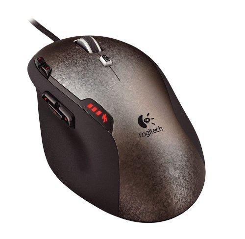 Logitech G500 Gaming Maus schnurgebunden
