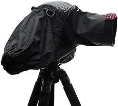 Matin DSLR SLR Camera 300mm Long Lens Deluxe Rain Cover Professional V2 - Black