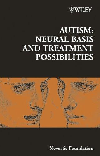 Autism: Neural Basis and Treatment Possibilities (Novartis Foundation Symposia Book 251)