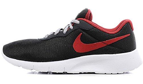 Nike Kids Tanjun SE (GS) Anthracite/University Red Running Shoe 5.5 Kids US