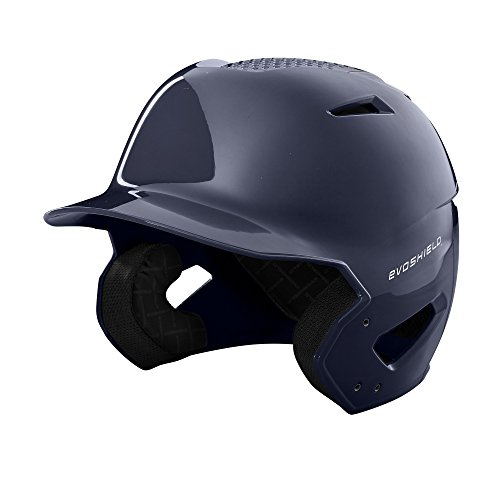 EvoShield XVT Luxe Fitted Batting Helmet, Navy - X-Small