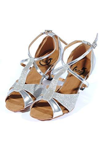 RoTate Zara Standard Tanzschuhe 41.5 Silber