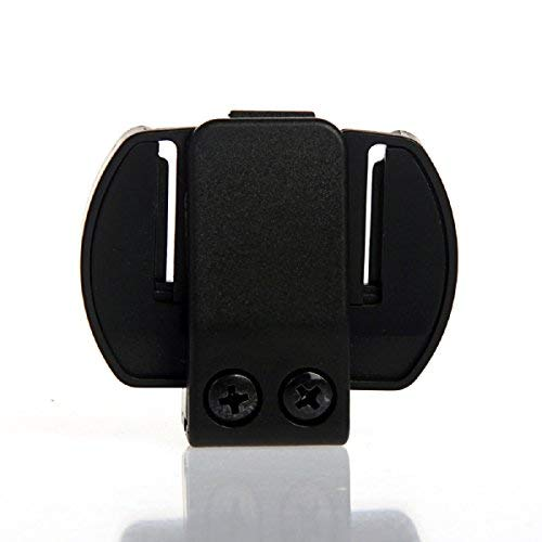 VNETPHONE Soporte Montaje para Moto Casco Bluetooth intercomunicador Interphone Auriculares V6 V4