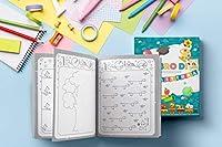 Il Libro di Prelettura: La perfetta combinazione tra un libro da colorare, un libro di puzzle e di giochi enigmisti per piccoli #4