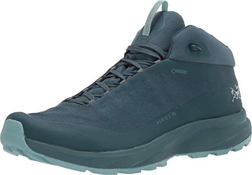 Arc'teryx Aerios FL Mid GTX Shoe Women's | Gore-Tex Hiking Shoe | Astral/Devine, 9.5