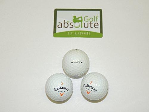 12 AAA+ Callaway HX Hot Used Golf Balls