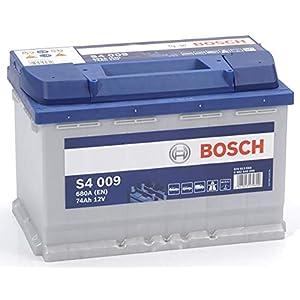 Bosch S4009 Batería de automóvil 74A/h-680A