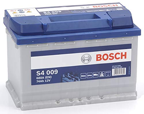 Bosch Batteria per Auto S4009 74A / h-680A
