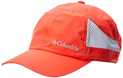 Columbia Tech Shade Hat - Gorra Unisex, Rojo (Red Coral) Talla Única