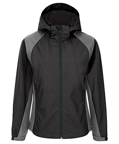 Best Prices! Fila Golf Men's Auckland Lightweight Jacket, Black/Silver, 3X-Large
