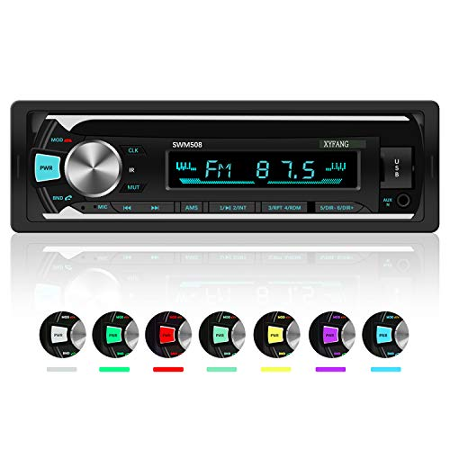 Car Stereo Bluetooth, XYFANG Car Radio Bluetooth Hands-Free with...