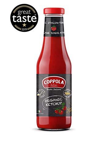 Coppola Salerno Ketchup Organico senza Zucchero Aggiunto  480g