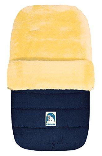 Heitmann Eisbärchen - Saco de abrigo de piel de borrego par