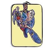 Desconocido para Mujeres Asombrosa Compatible con 10 Inch Table Bag con Images In Animals Gel De Sílice Suave