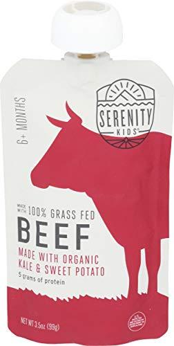 SERENITY KIDS Grass Fed Beef wit...