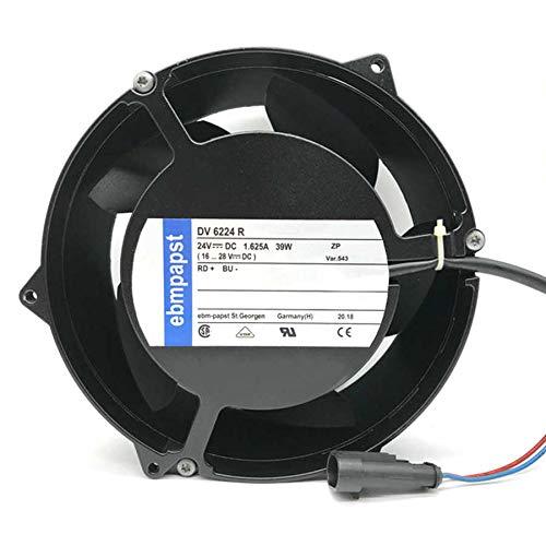 N+A Blower Fan for ebmpapst DV6224R DC24V 1.625A 39W 2wire
