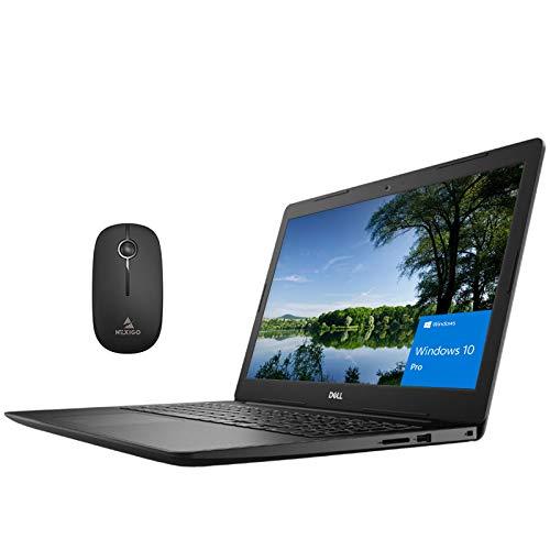 2021 Dell 15 3000 15.6 Inch Touchscreen Laptop, Intel Core i3-1005G1 (Beats i5-7200U), 16GB RAM, 128GB SSD (Boot) + 1TB HDD, WiFi, HDMI, Win10 Pro + NexiGo Wireless Mouse Bundle