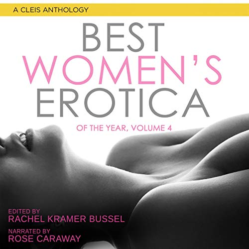 Best Women's Erotica of the Year audiobook cover art